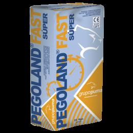 PEGOLAND FAST SUPER 25kg GRIS